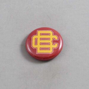 NCAA Bethune Cookman Wildcats Button 04