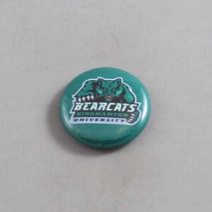 NCAA Binghamton Bearcats Button 01