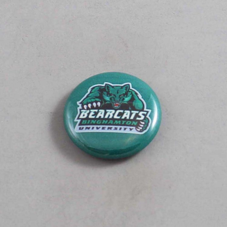 NCAA Binghamton Bearcats Button 01