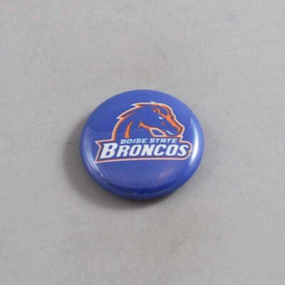 NCAA Boise State Broncos Button 02