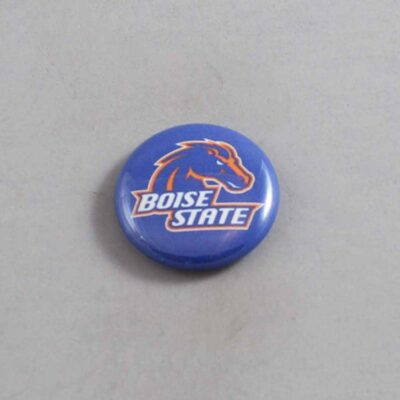 NCAA Boise State Broncos Button 03