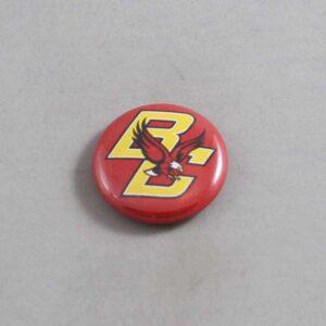 NCAA Boston College Eagles Button 02