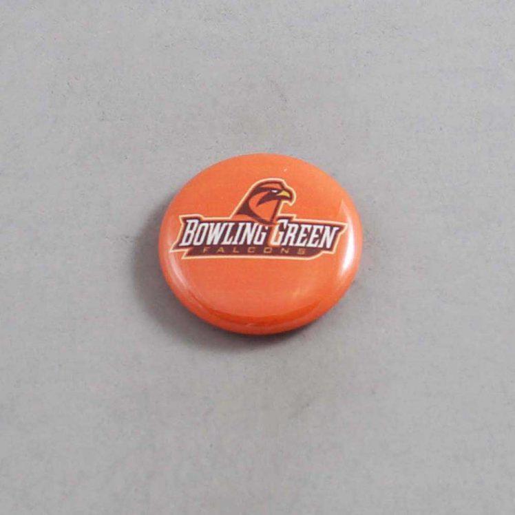 NCAA Bowling Green Falcons Button 04