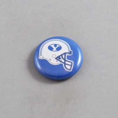 NCAA Brigham Young Cougars Button 06