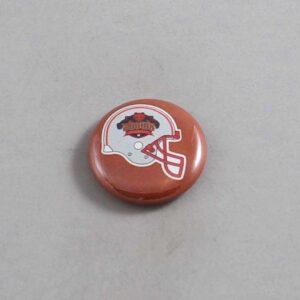 NCAA Brown Bears Button 02
