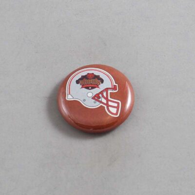 NCAA Brown Bears Button 02