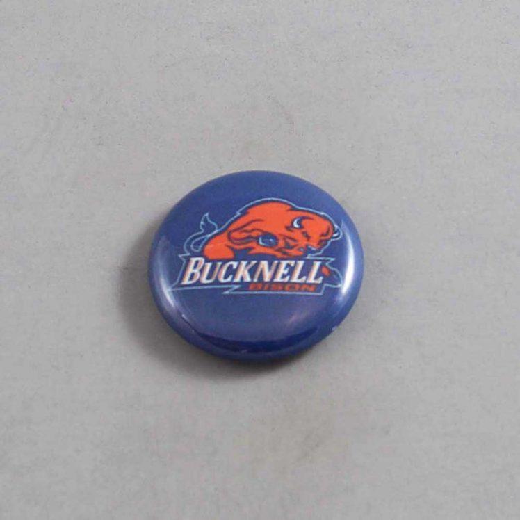 NCAA Bucknell Bison Button 01