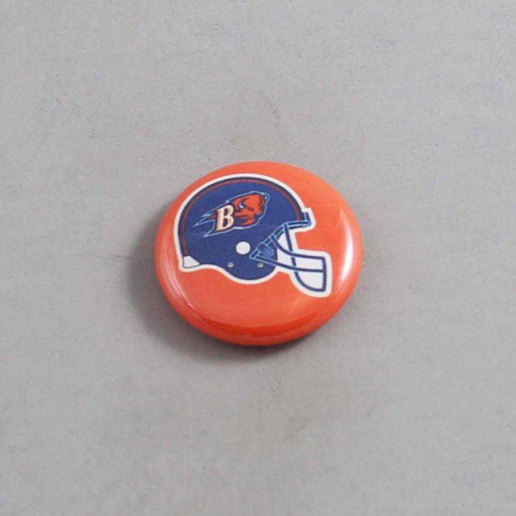 NCAA Bucknell Bison Button 03