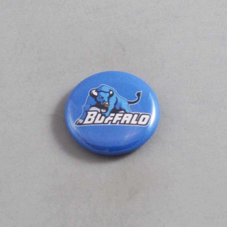 NCAA Buffalo Bulls Button 01