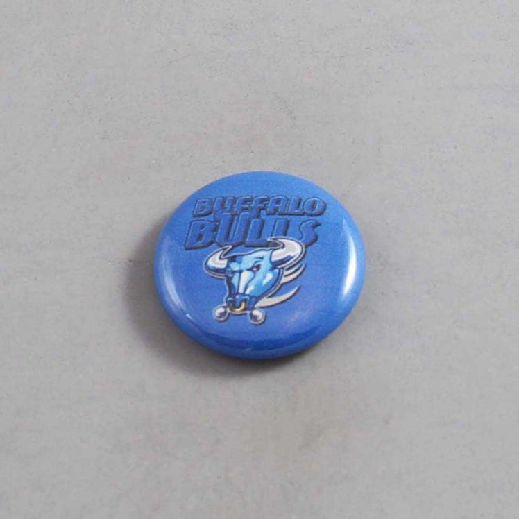 NCAA Buffalo Bulls Button 02