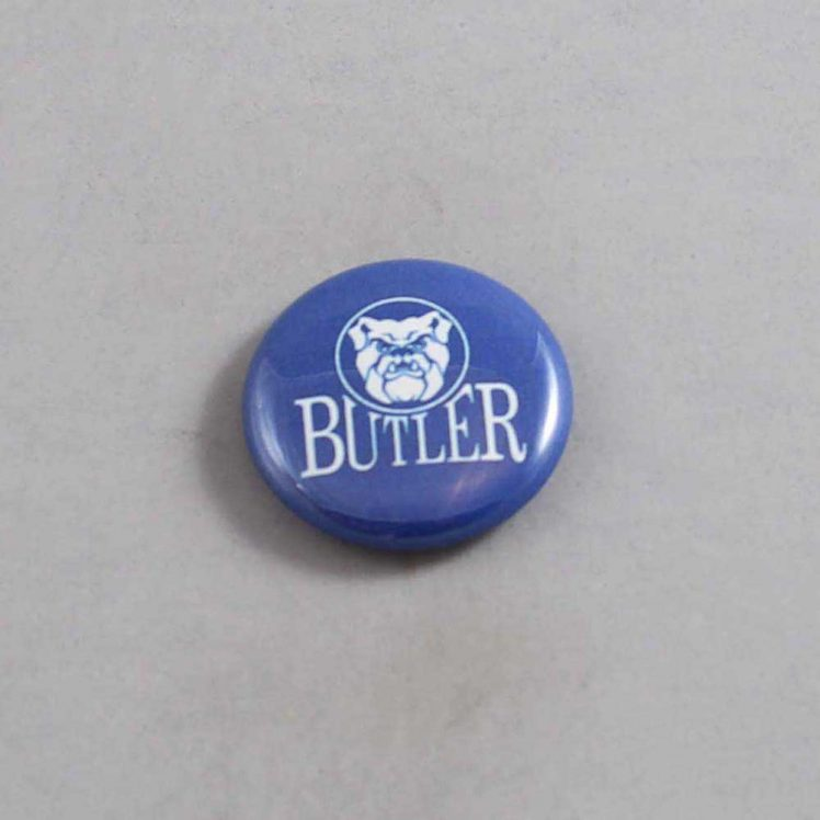 NCAA Butler Bulldogs Button 02