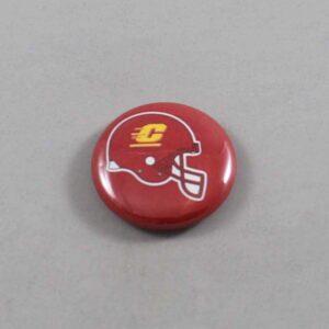 NCAA Central Michigan Chippewas Button 01
