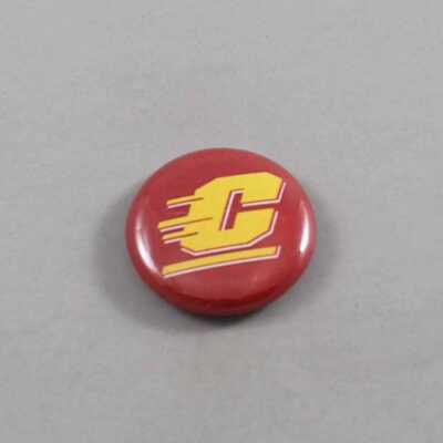 NCAA Central Michigan Chippewas Button 03