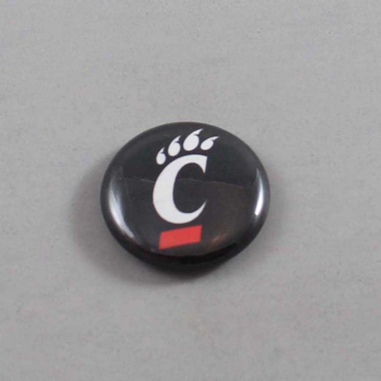 NCAA Cincinnati Bearcats Button 03