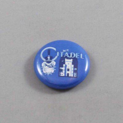 NCAA Citadel Bulldogs Button 03