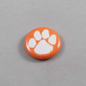 NCAA Clemson Tigers Button 01