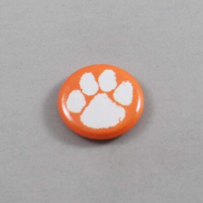 NCAA Clemson Tigers Button 01