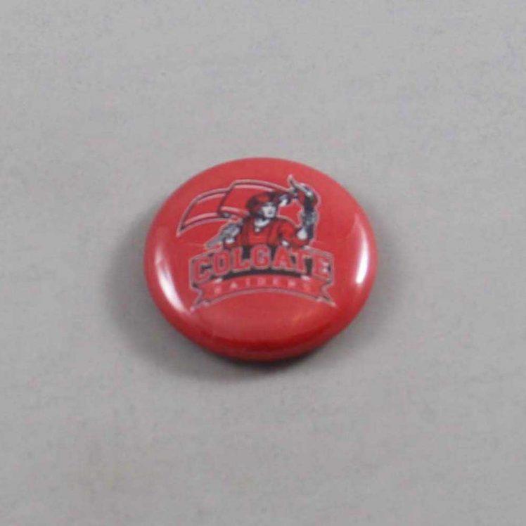 NCAA Colgate Raiders Button 01