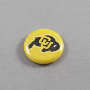 NCAA Colorado Buffaloes Button 01
