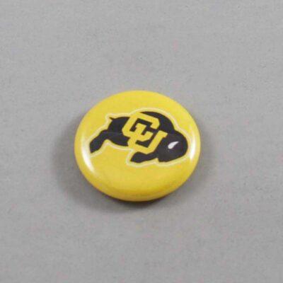 NCAA Colorado Buffaloes Button 01