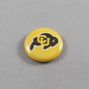 NCAA Colorado Buffaloes Button 04
