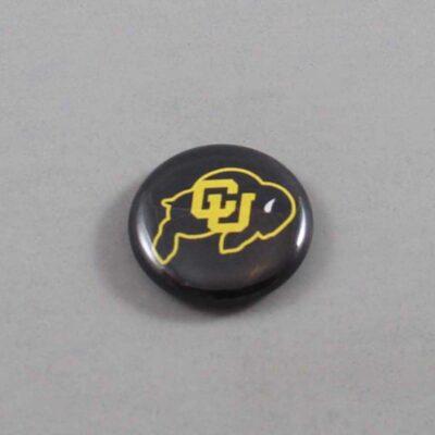 NCAA Colorado Buffaloes Button 07