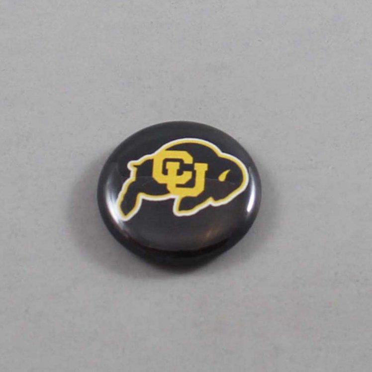 NCAA Colorado Buffaloes Button 08
