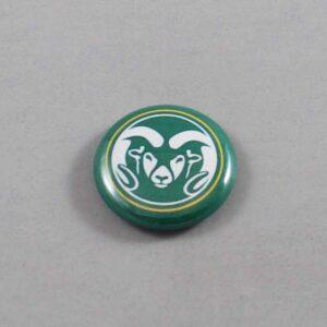 NCAA Colorado State Rams Button 03