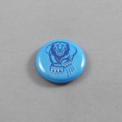 NCAA Columbia Lions Button 01