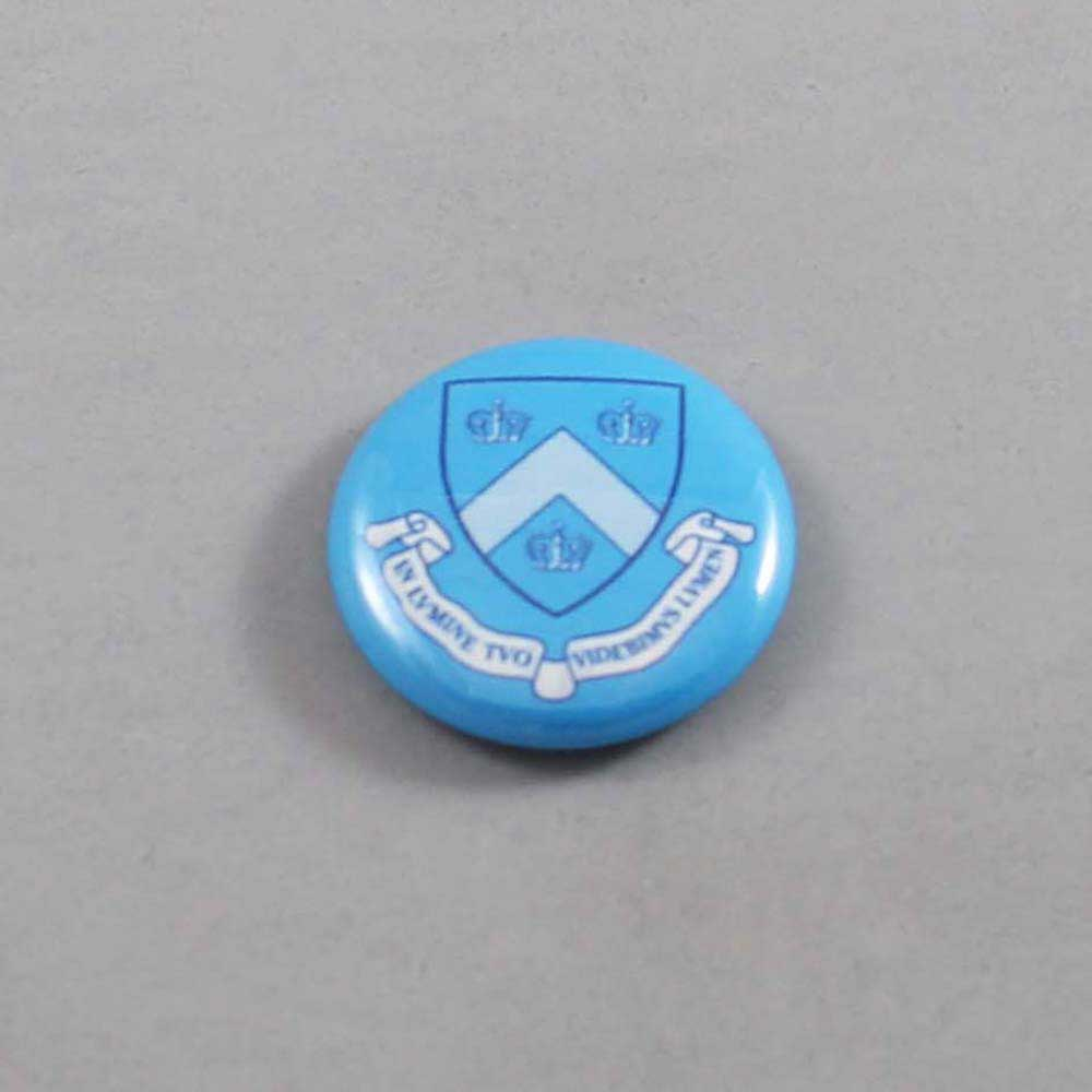 NCAA Columbia Lions Button 04