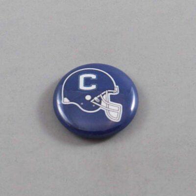 NCAA Connecticut Huskies Button 03