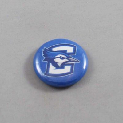 NCAA Creighton Bluejays Button 01