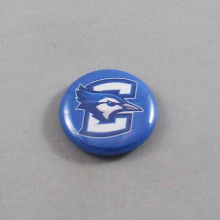 NCAA Creighton Bluejays Button 01