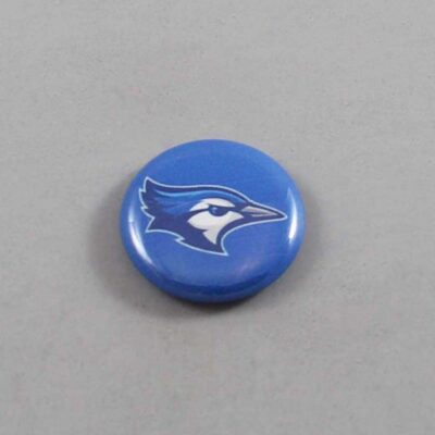 NCAA Creighton Bluejays Button 02