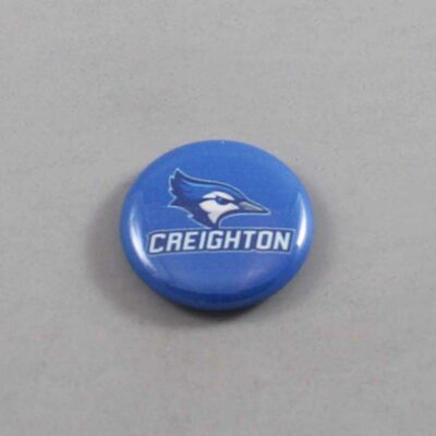 NCAA Creighton Bluejays Button 03