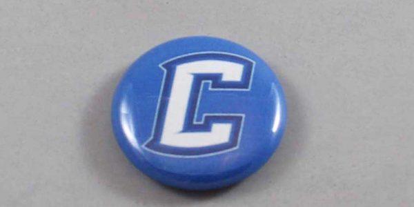 NCAA Creighton Bluejays Button 05