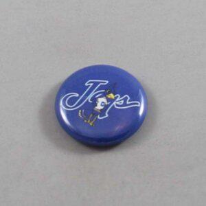 NCAA Creighton Bluejays Button 06