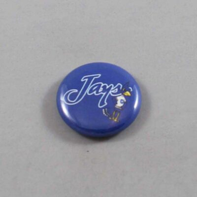 NCAA Creighton Bluejays Button 07