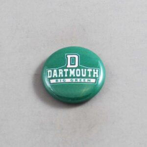 NCAA Dartmouth Big Green Button 01