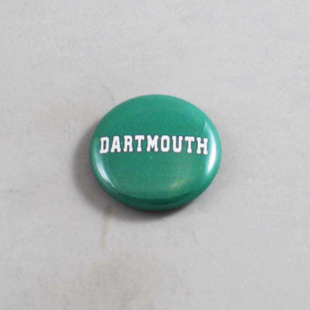 NCAA Dartmouth Big Green Button 04