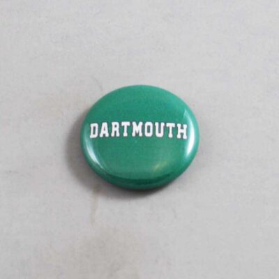 NCAA Dartmouth Big Green Button 04