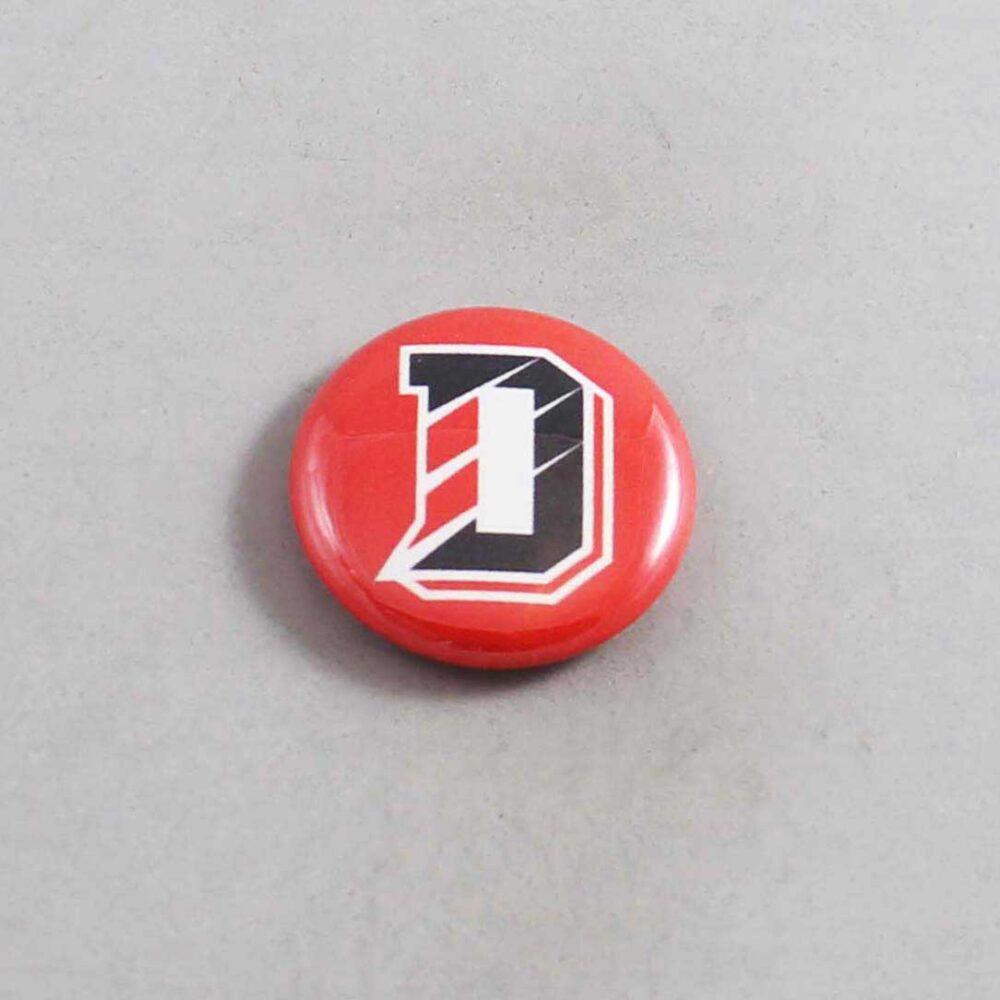 NCAA Davidson Wildcats Button 02