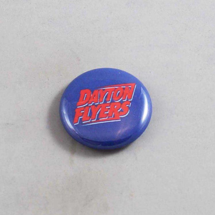 NCAA Dayton Flyers Button 01