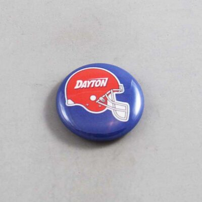NCAA Dayton Flyers Button 02