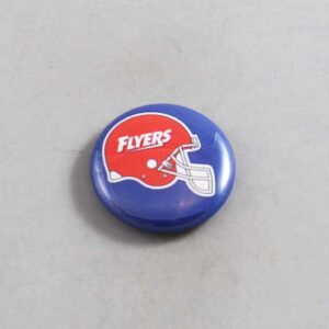 NCAA Dayton Flyers Button 03