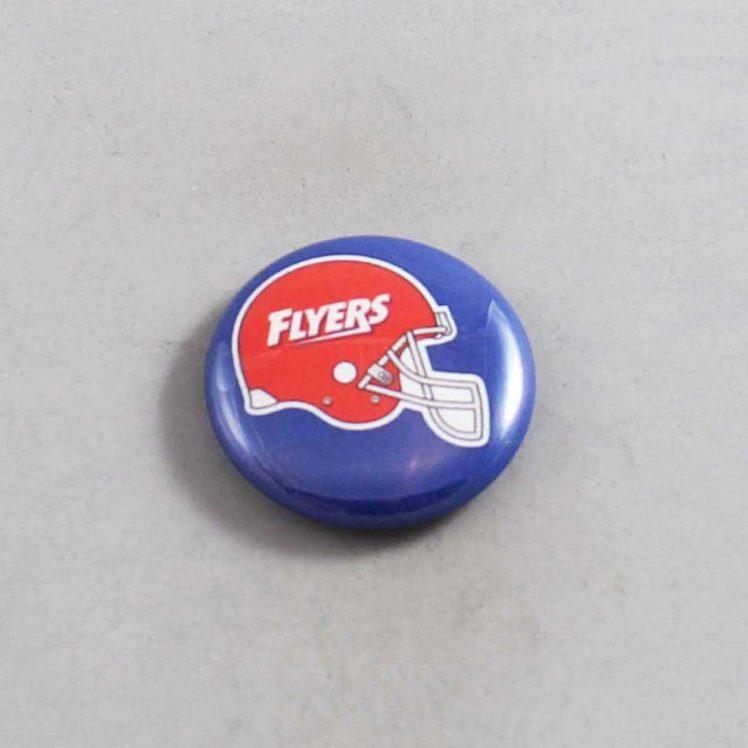 NCAA Dayton Flyers Button 03