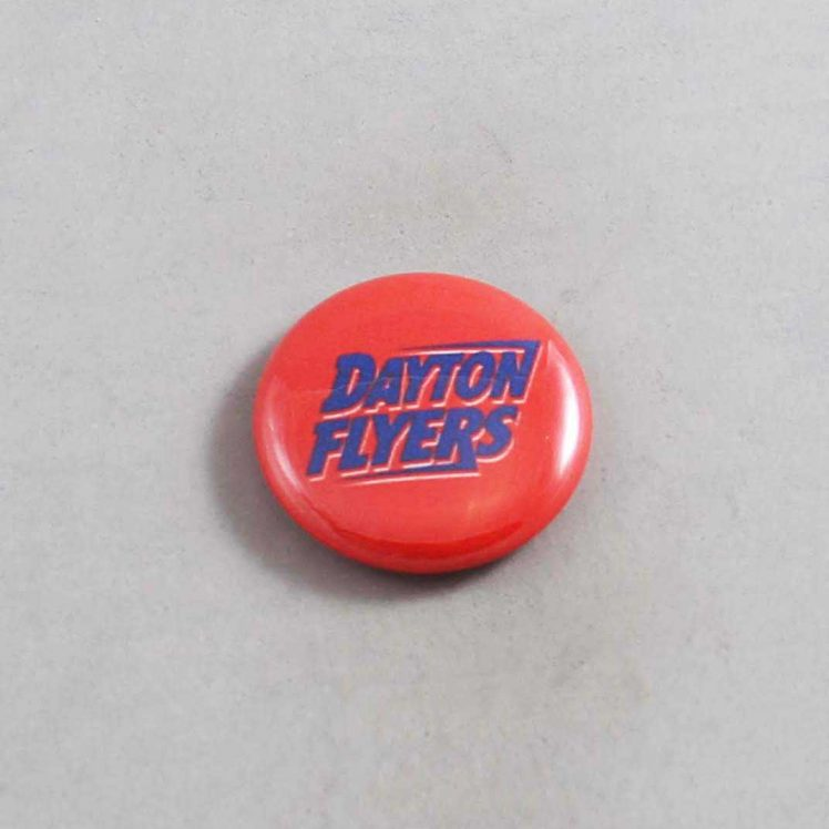 NCAA Dayton Flyers Button 06