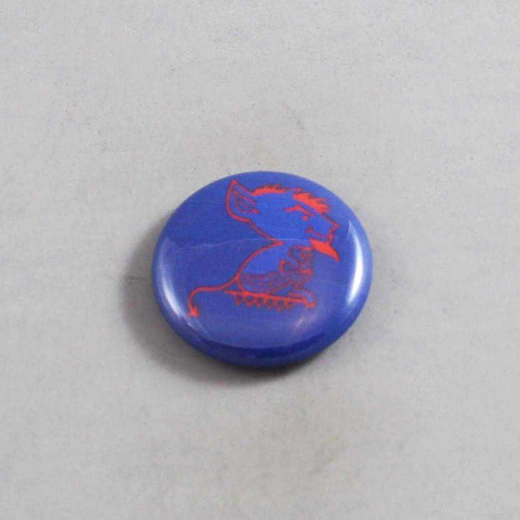 NCAA DePaul Blue Demons Button 02