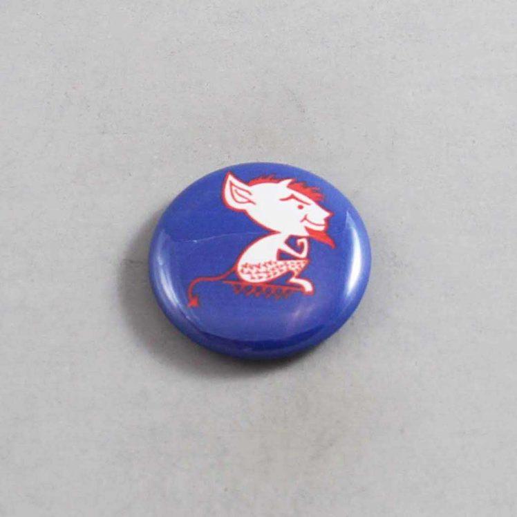 NCAA DePaul Blue Demons Button 03