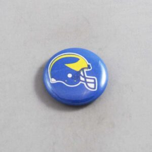 NCAA Delaware Fightin' Blue Hens Button 03